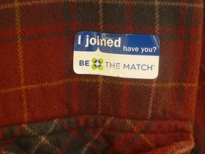 bone marrow donor match