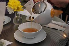 Tea break in Ireland
