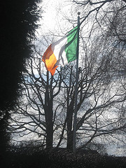 photo credit: Republic of Ireland flag in Quarndon, Derbyshire via photopin (license)