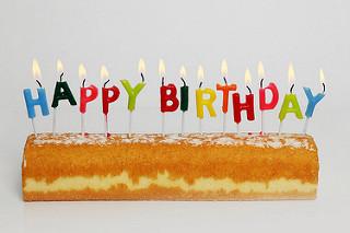 photo credit: Happy Birthday via photopin (license)