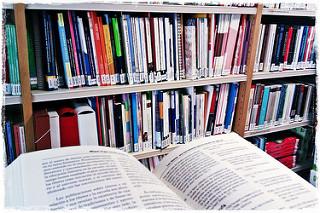 photo credit: Recursos documentales en la biblioteca del INEE via photopin (license)