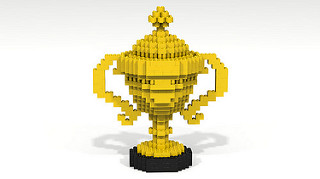 photo credit: dluders Yellow Lego Trophy with Curved Handles & Top via photopin (license)
