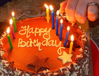 photo credit: MICOLO J Thanx 4, 3m views Lighting the birthday cake via photopin (license)