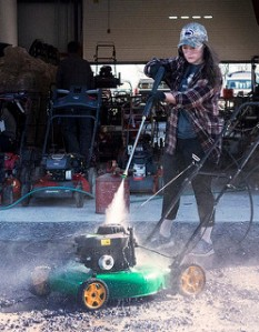 "photo credit: pennstatenews <a href=""http://www.flickr.com/photos/53130103@N05/33529230290"">power washing mower</a> via <a href=""http://photopin.com"">photopin</a> <a href=""https://creativecommons.org/licenses/by-nc-nd/2.0/"">(license)</a>"